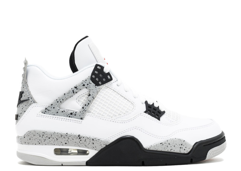 "262c5219396e7f AIR JORDAN 4 RETRO OG ""WHITE CEMENT 2016 RELEASE"" – Retro Kicks Online"