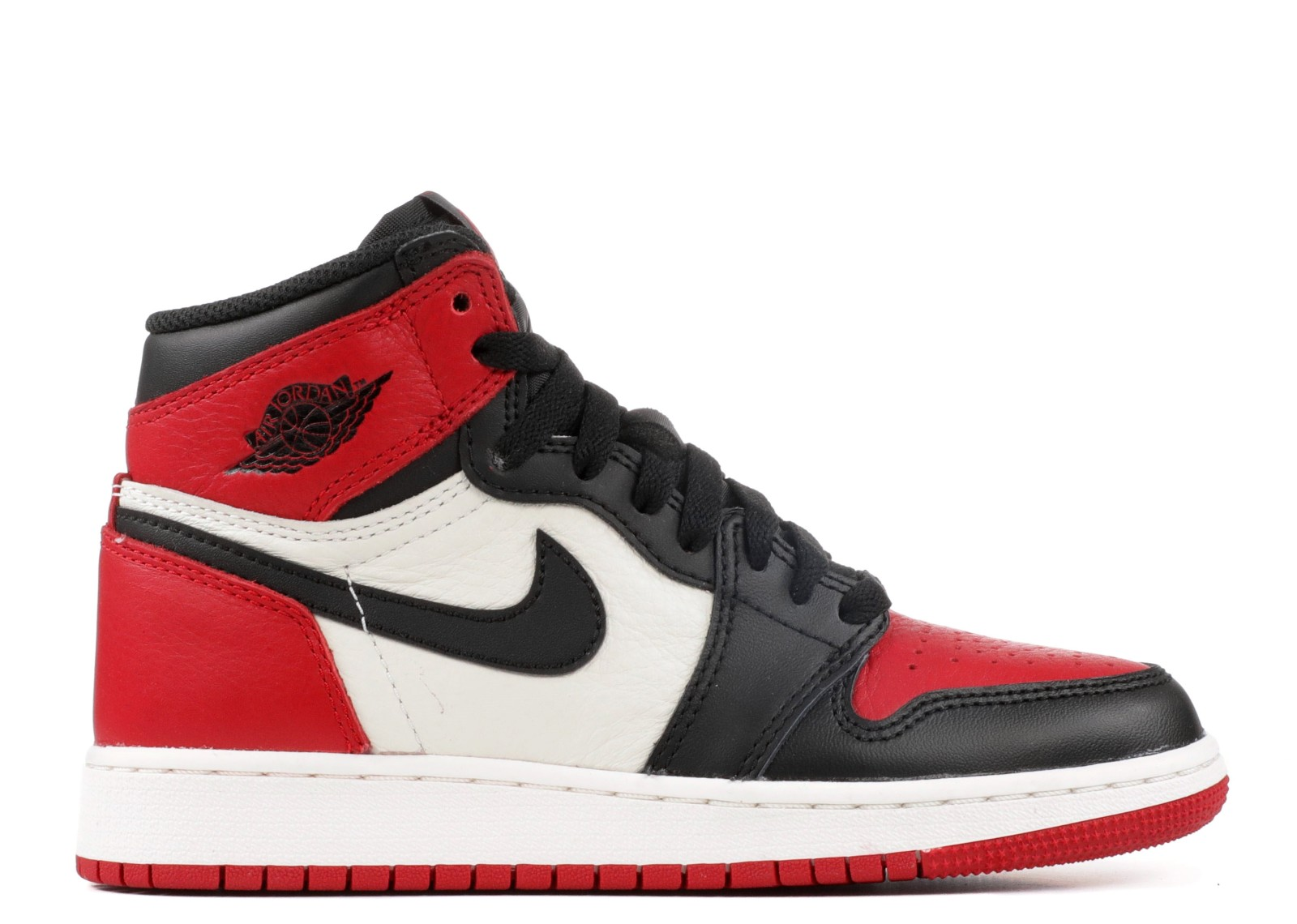 AIR JORDAN 1 RETRO HIGH OG GS BRED TOE – Retro Kicks Online 28c1e5b3bd09